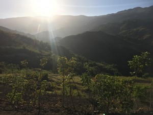 God's mercy is as faithful as the sunrise over the mountains of Vielo chak maten